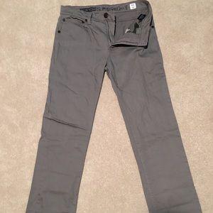 Men's RSQ slim straight pants